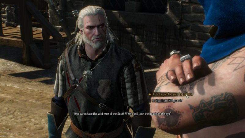 the witcher 3 - the play's the thing walkthrough and guide