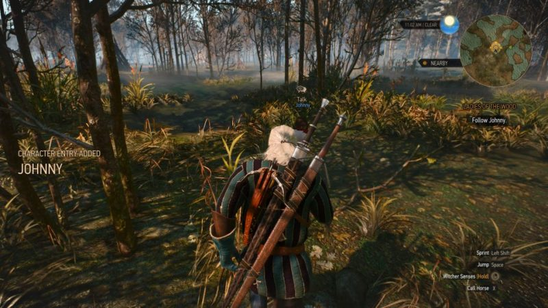 the witcher 3 - the whispering hillock guide and tips