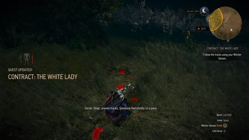 the witcher 3 - the white lady quest guide