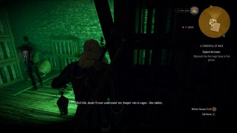 witcher 3 - a towerful of mice wiki and guide