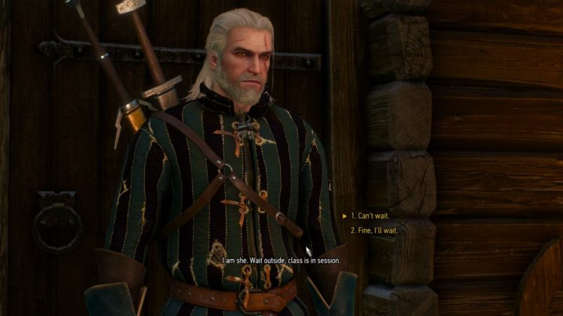 witcher 3 - broken flowers tips