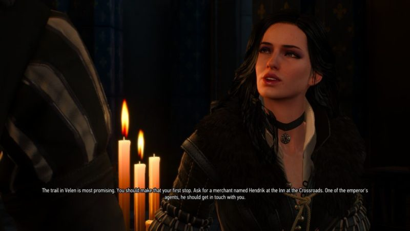 witcher 3 - imperial audience wiki