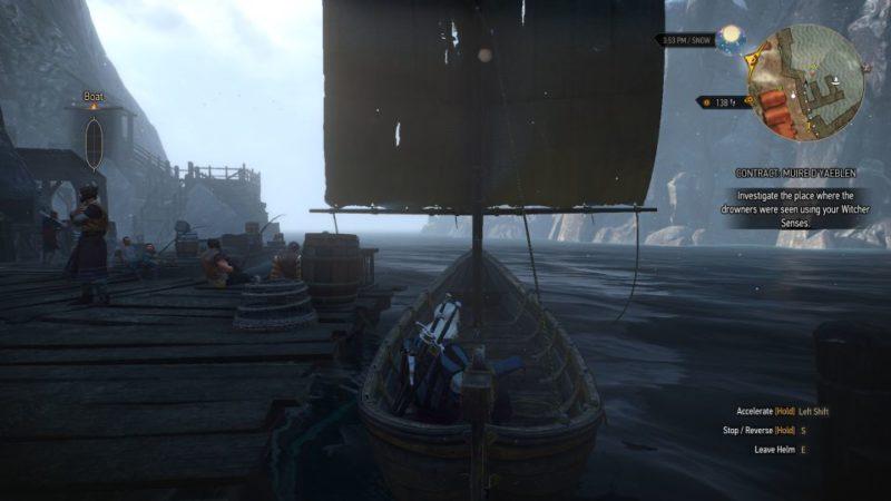witcher 3 - muire d'yaeblen quest walkthrough