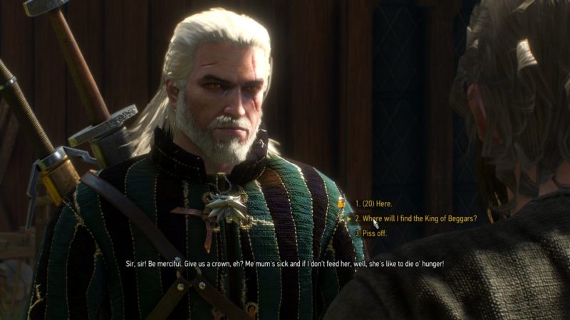 witcher 3 - pyres of novigrad mission guide