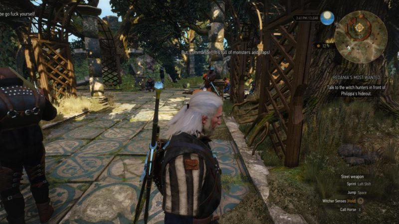 witcher 3 - redania's most wanted guide and tips