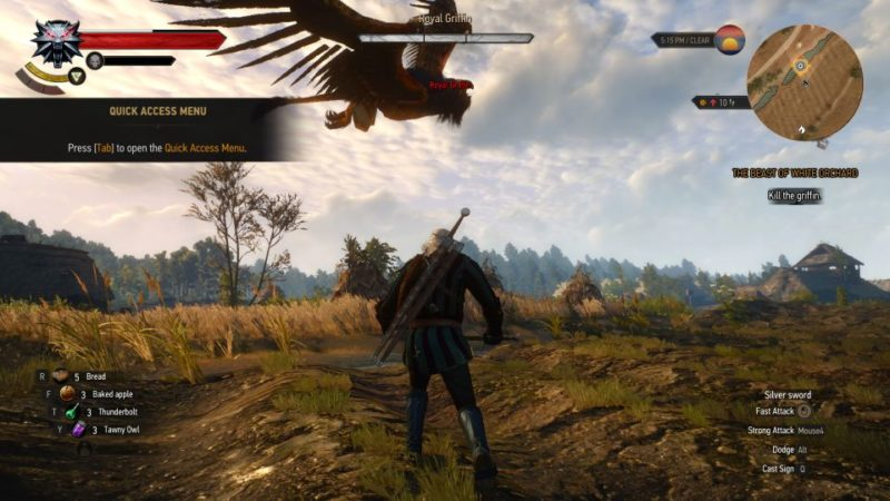 witcher 3 - the beast of white orchard wiki