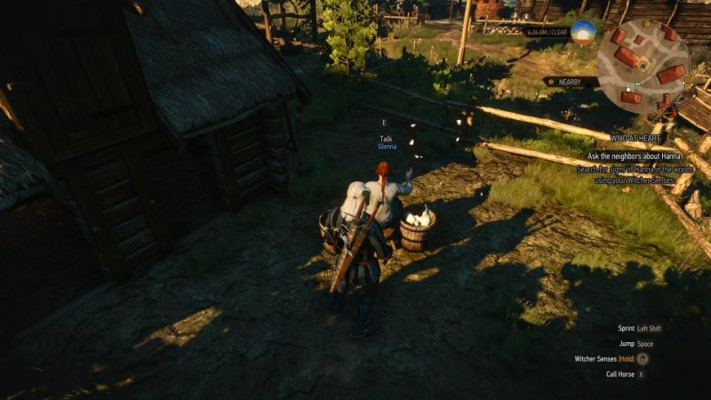 witcher 3 - wild at heart guide and tips