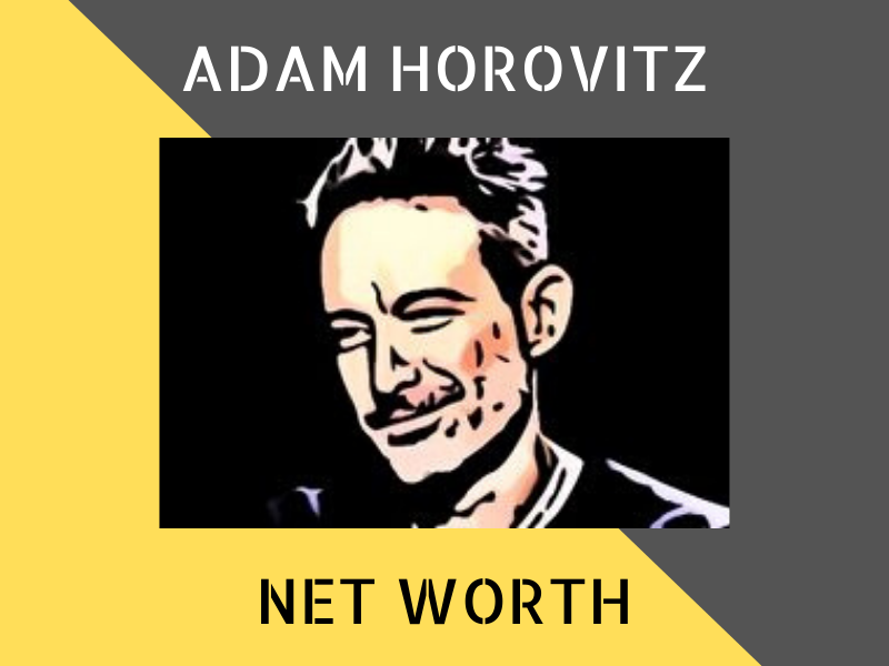 adam horovitz net worth