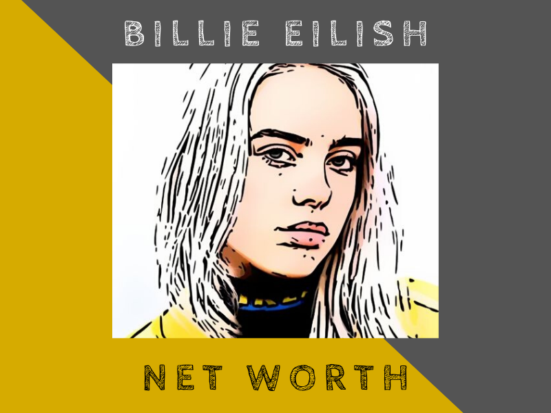 billie eilish net worth