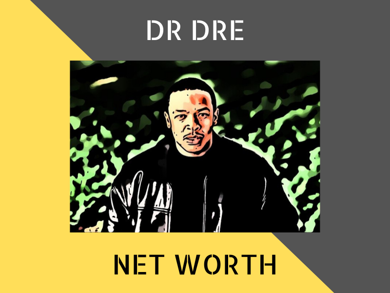dr dre net worth