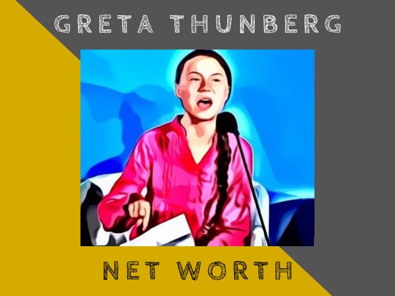 greta thunberg's net worth