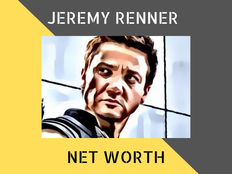 jeremy renner net worth
