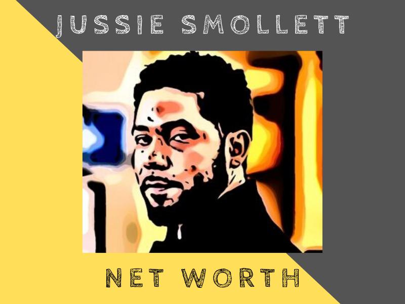 jussie smollett net worth