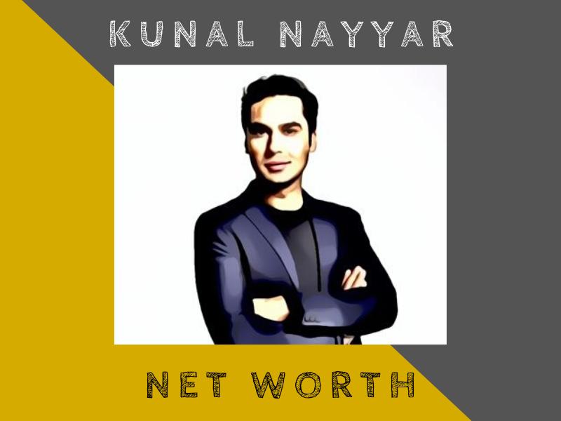kunal nayyar net worth