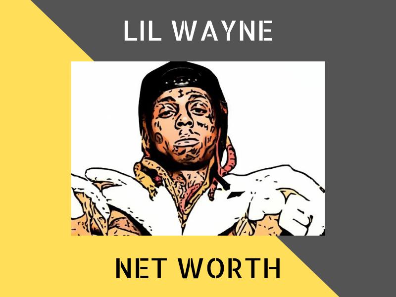 lil wayne net worth