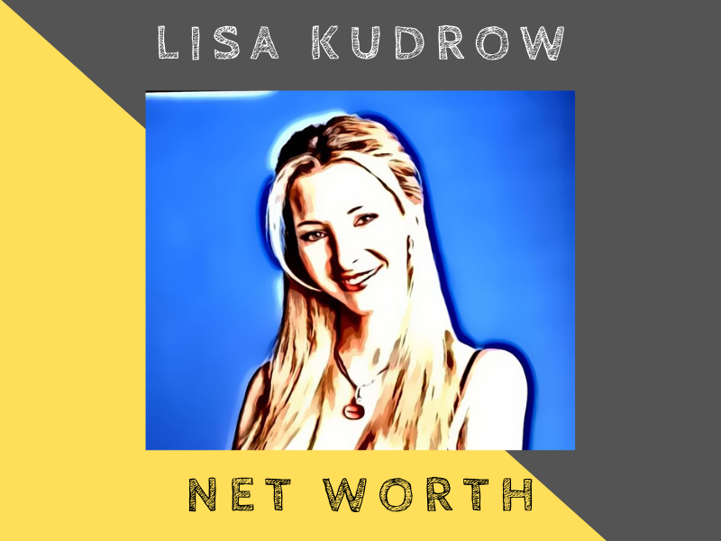 lisa kudrow net worth