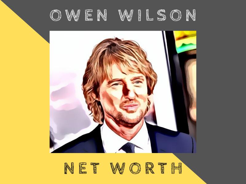 owen wilson net worth
