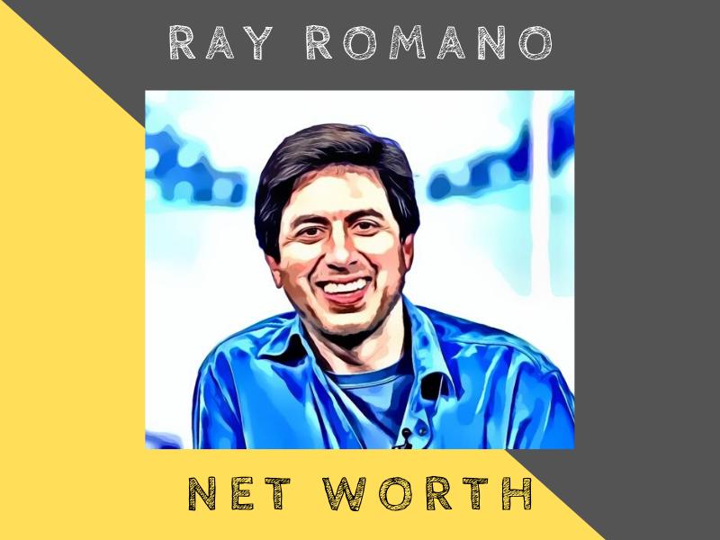 ray romano net worth
