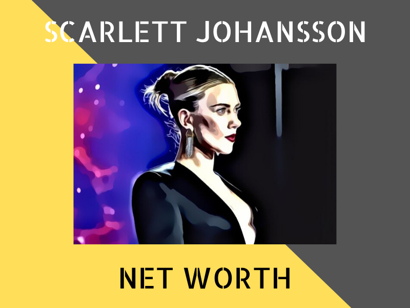 Scarlett Johansson Net Worth In 2020 Ordinary Reviews