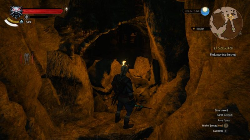 the witcher 3 - la cage au fou wiki