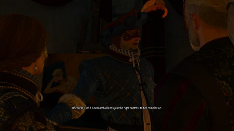 the witcher 3 - the man from cintra wiki