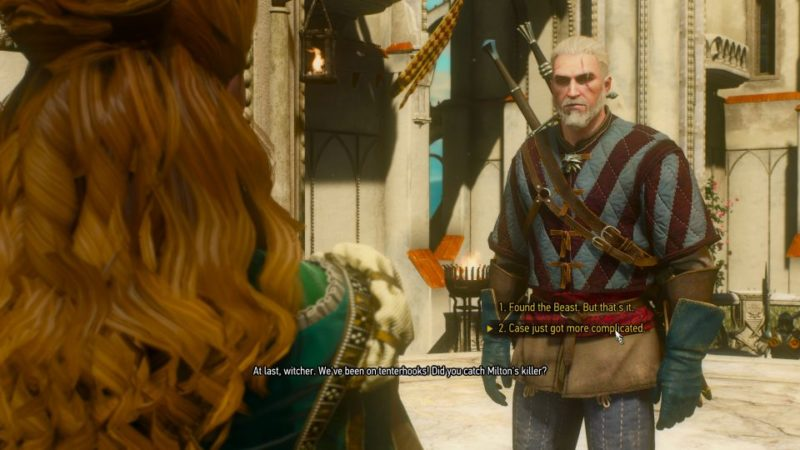 the witcher 3 - wine is sacred quest guide