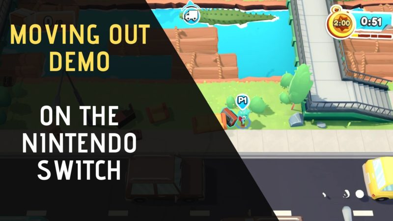 MOVING OUT DEMO NINTENDO SWITCH