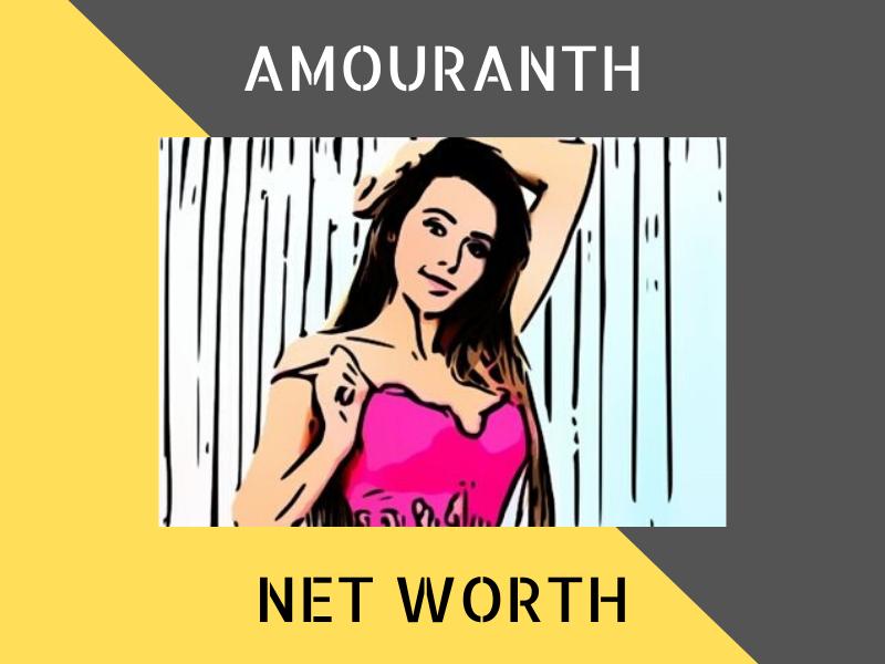 Amouranth Net Worth