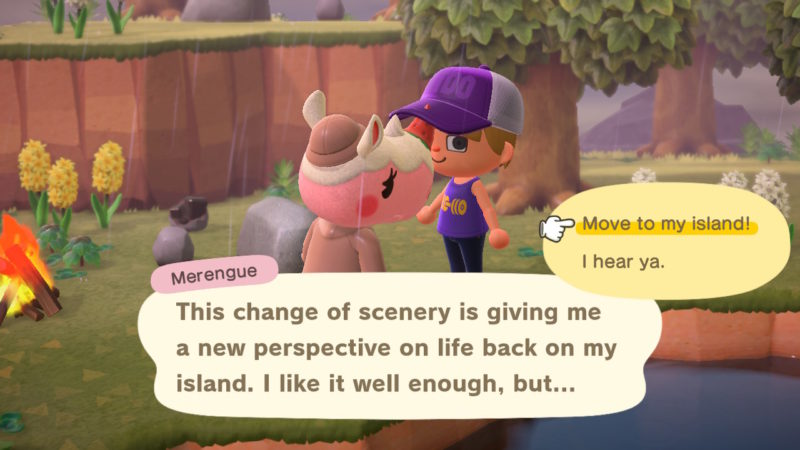 animal crossing new horizons how to get villagers