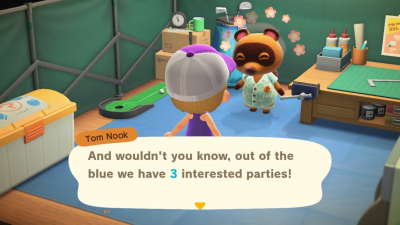 animal crossing new horizons how to invite villagers