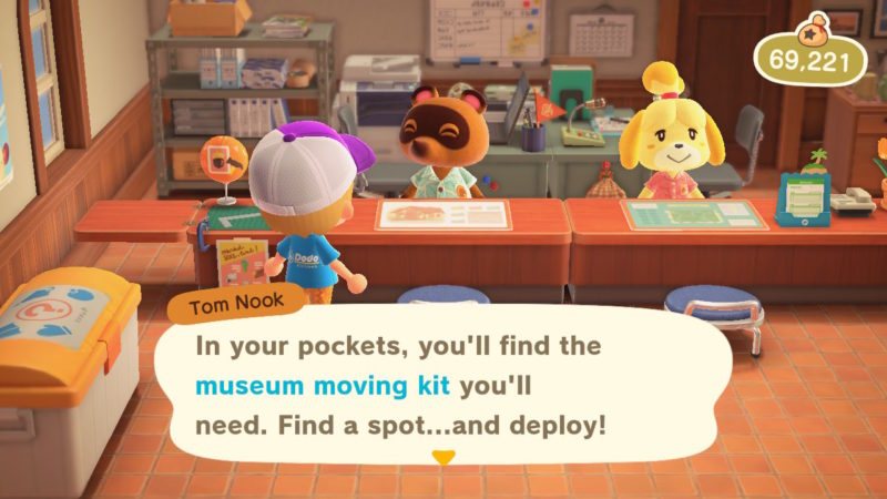 animal crossing new horizons how to relocate building