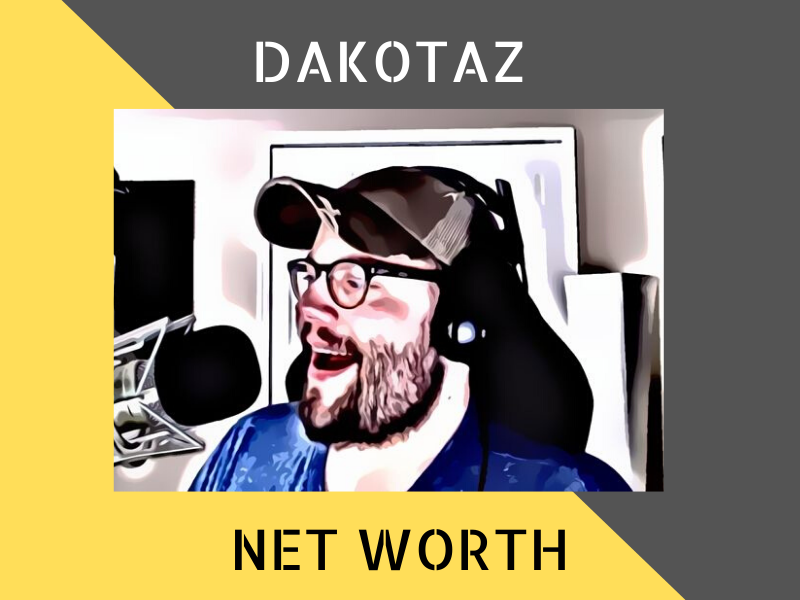 Dakotaz Net Worth