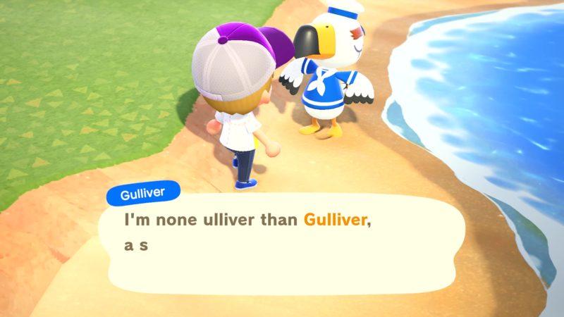 help gulliver acnh 2