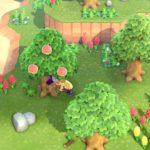 how to remove fruit tree animal crossing new horizons