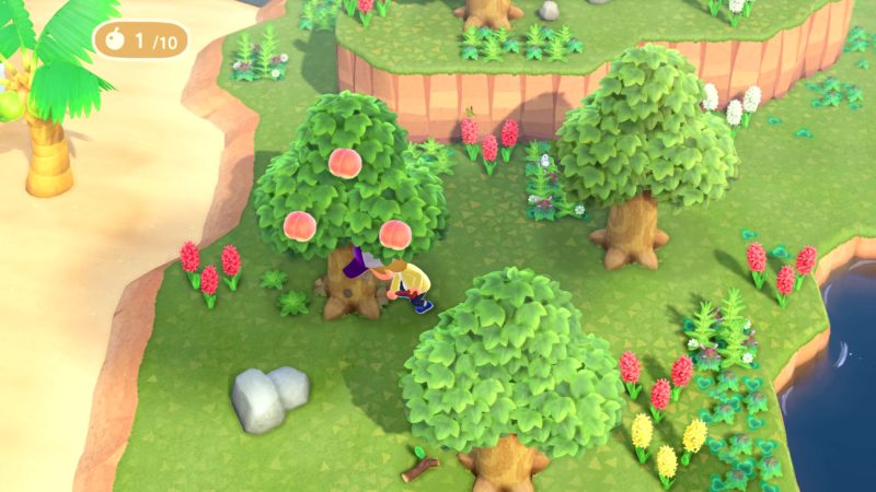 how to remove fruit tree animal crossing new horizons
