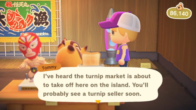 how to set up nook shop animal crossing new horizons