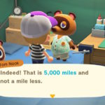 pay 5000 miles to nook - animal crossing new horizons