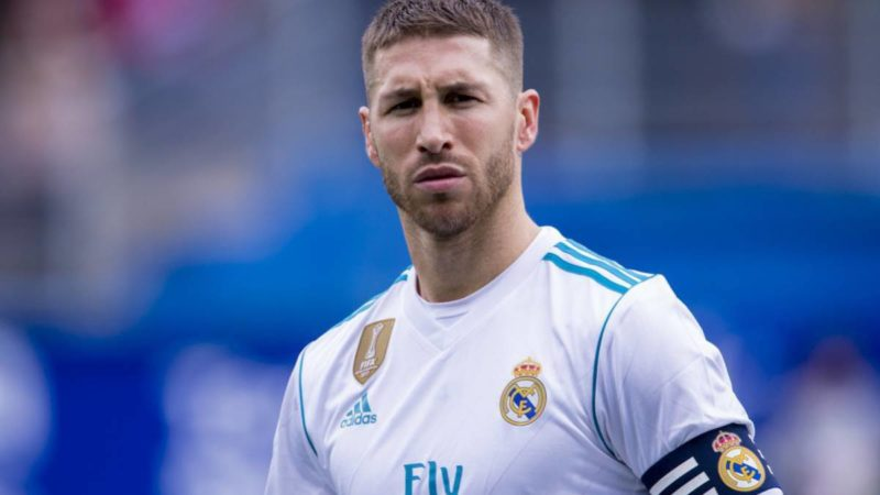 sergio ramos - richest soocer players