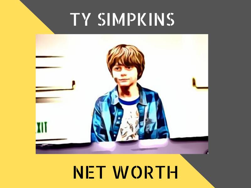 Ty Simpkins Net Worth