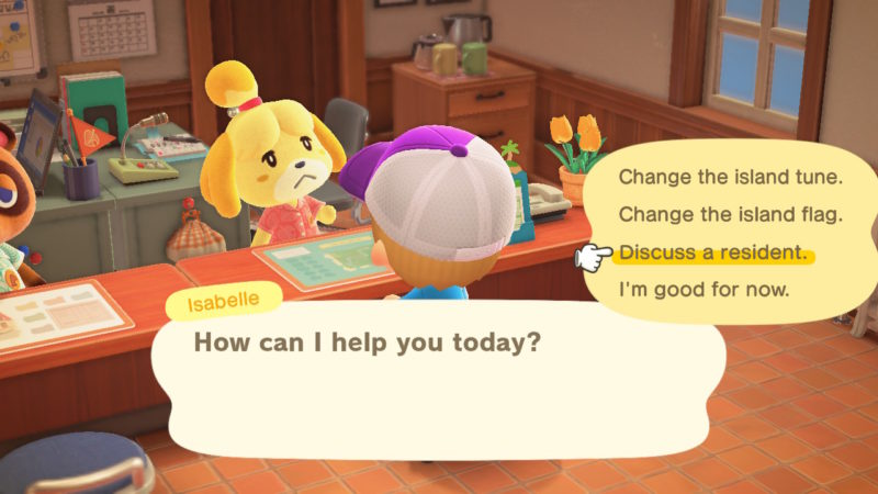 when does isabelle come - acnh
