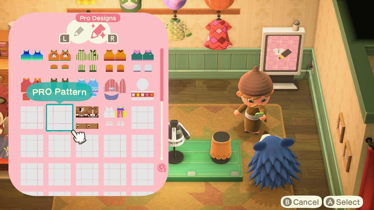Animal Crossing New Horizons Custom Designs And QR Codes