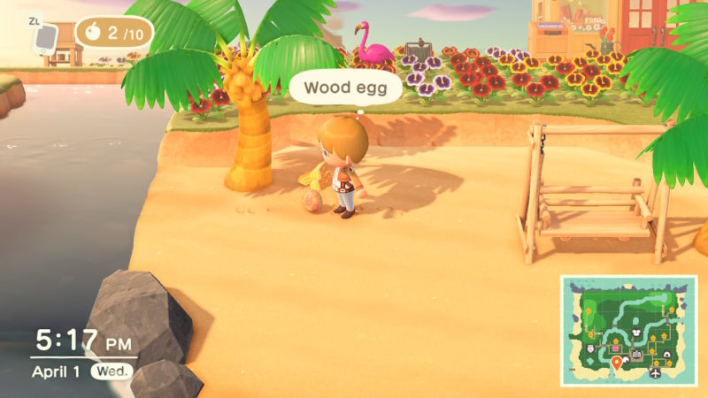 animal crossing new horizons bunny day walkthrough