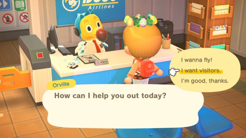 animal crossing new horizons - how to find your own dodo code