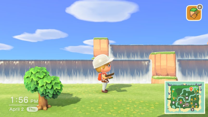 animal crossing new horizons how to restructure island
