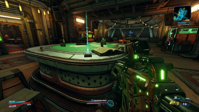 borderlands 3 - claw and order guide
