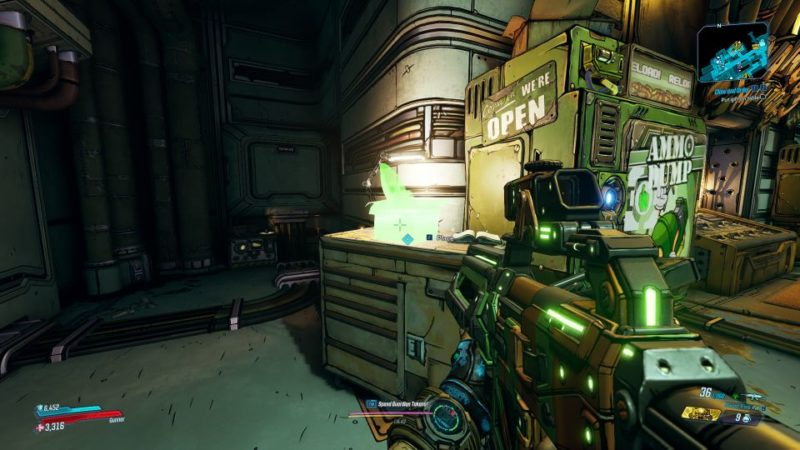 borderlands 3 - claw and order tips