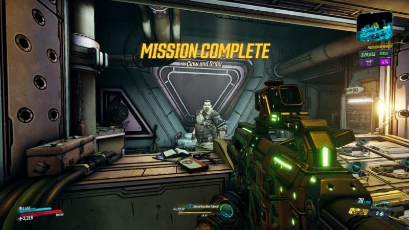 borderlands 3 - claw and order tips and guide