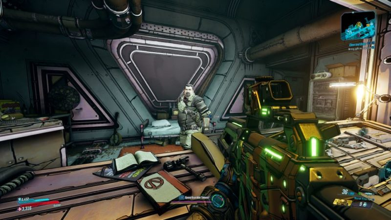 borderlands 3 - claw and order wiki