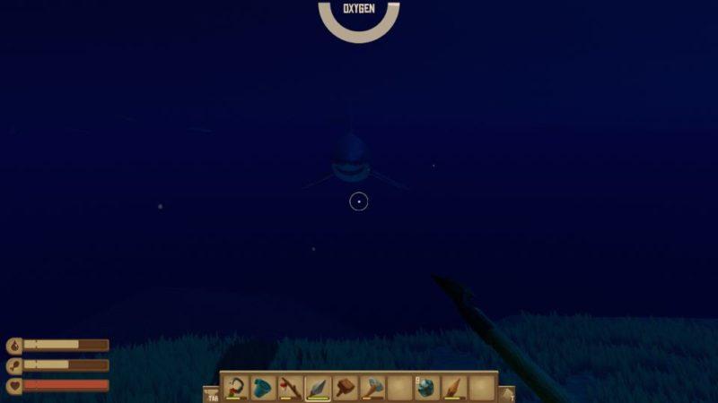 can you kill sharks - raft