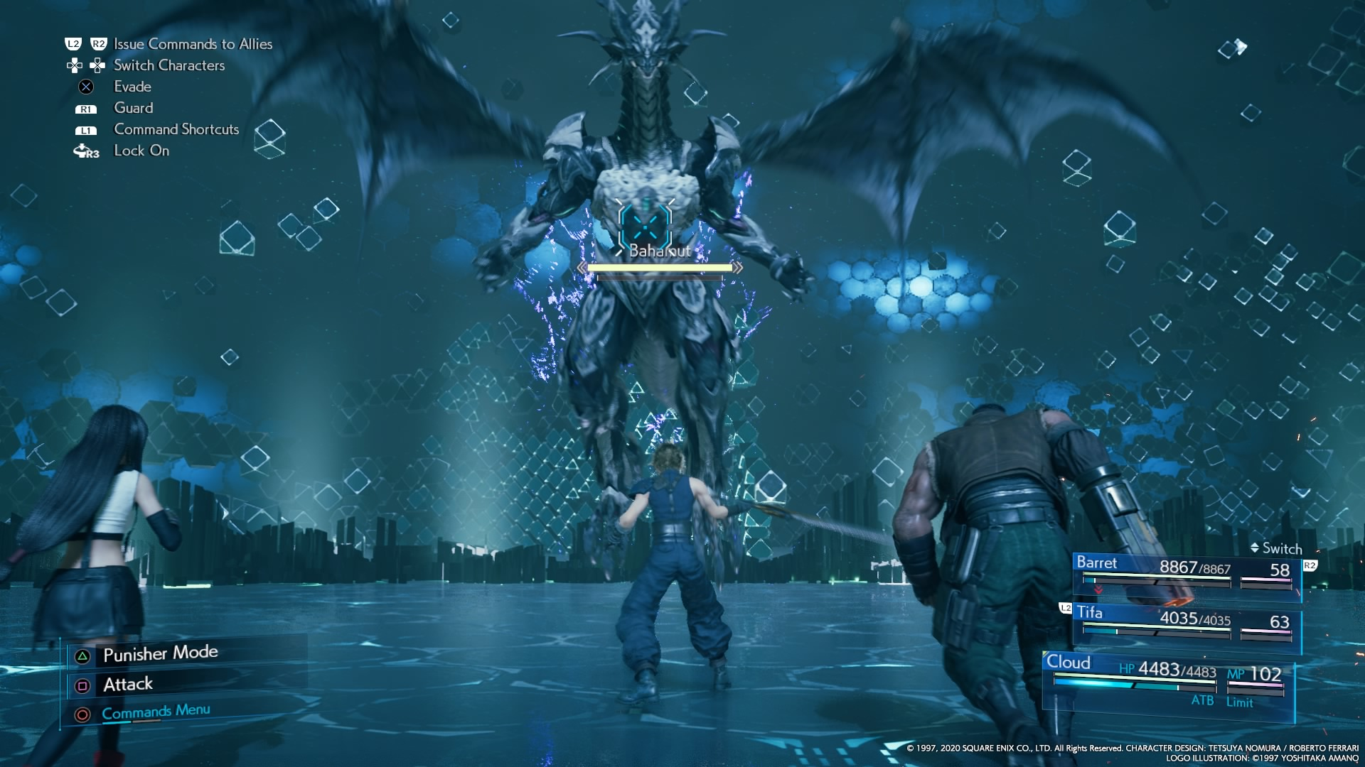 How To Get The Bahamut Summoning Materia - FF7 Remake